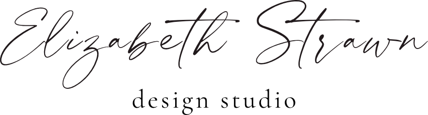 Elizabeth Strawn design studio logo